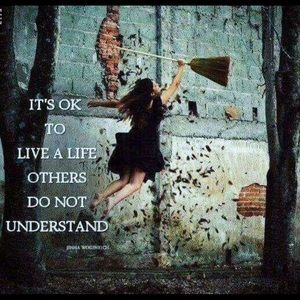 Other - Live your life not others.